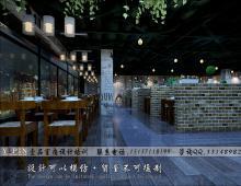 郑州壹品培训展示的学员室内设计图纸都是实时更新的作品